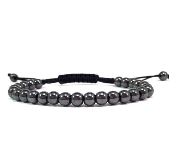 Luxury titan pearl bracelet