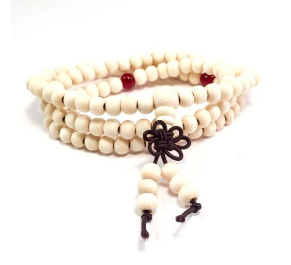 Mala csont színű karkötő vagy nyaklánc