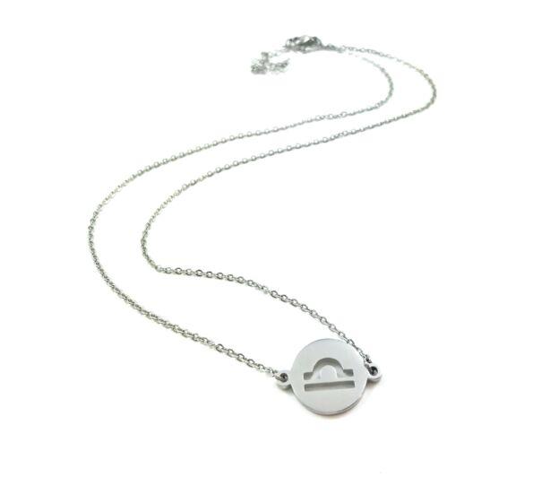 Horoscopic steel chain
