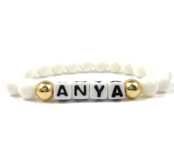 Nacre Mom bracelet