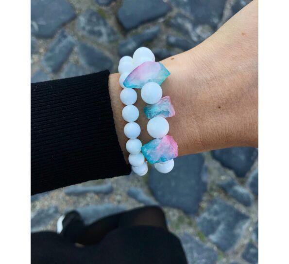 Unicorn crystal bracelets