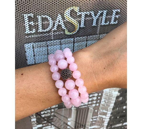 Rosequarz rosegold luxury bracelets
