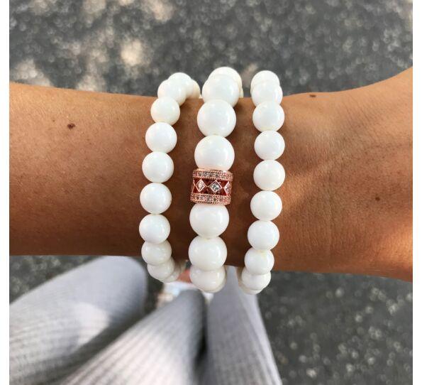 Rosegold ring luxury bracelets
