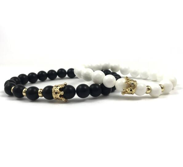Queen & king bracelet