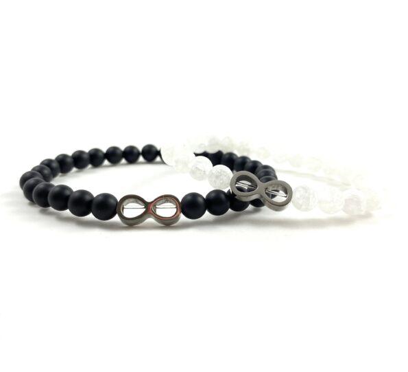 Forever couple bracelet