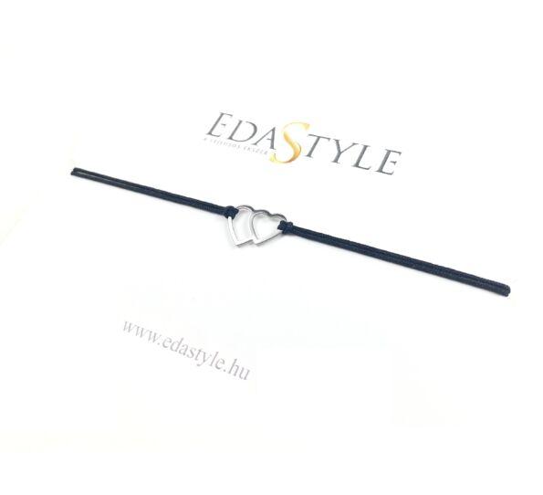 Gold haert bracelet