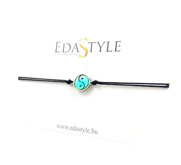 Jin-jang bracelet