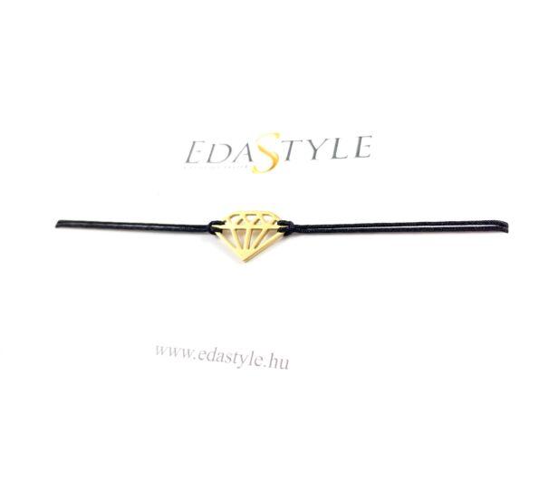Gold dimond bracelet