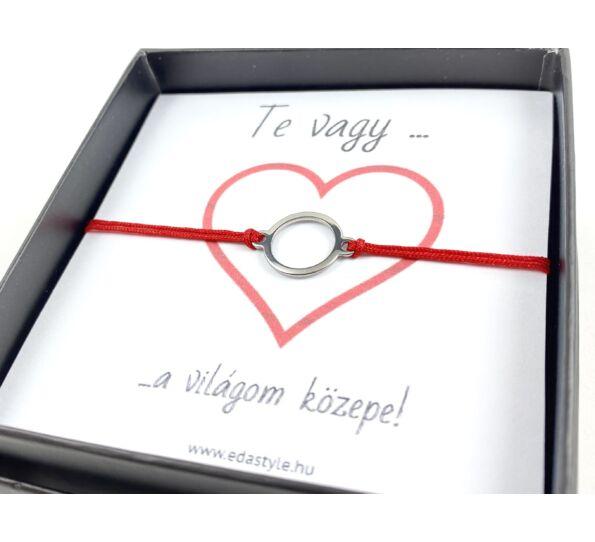 Ring love bracelet