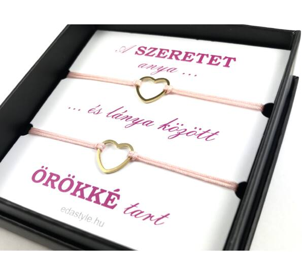 Mother - Daugther  bracelets